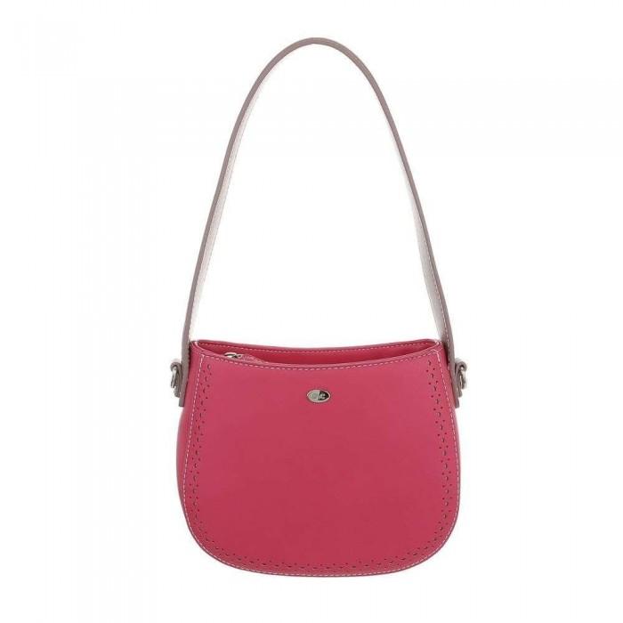 Rožinė moteriška rankinė