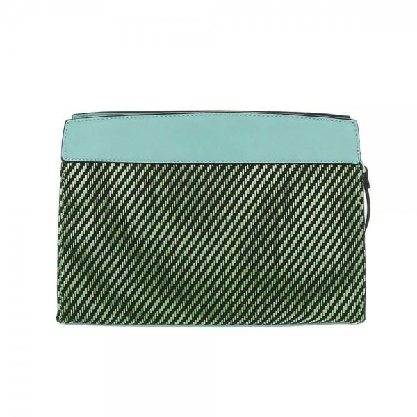 Žalia maža moteriška rankinė