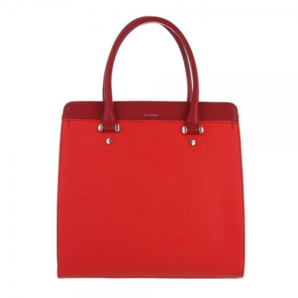 Raudona moteriška rankinė