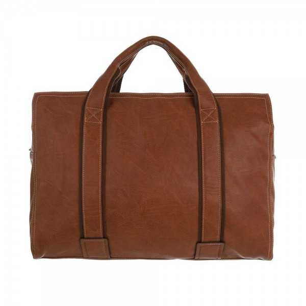 Rudas moteriškas didelis krepšys
